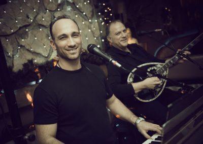 Duo Navtilos Griekse Live Muziek Band 1