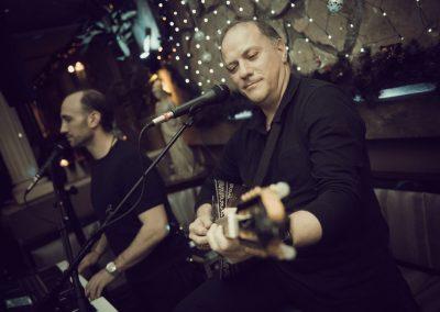 Duo Navtilos Griekse Live Muziek Band 2